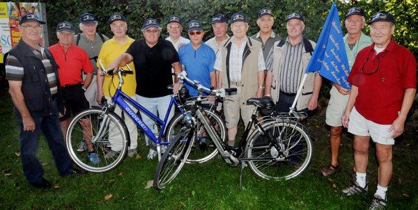 Stammtisch-Radtour 2009 (Foto: D.Lankowski)