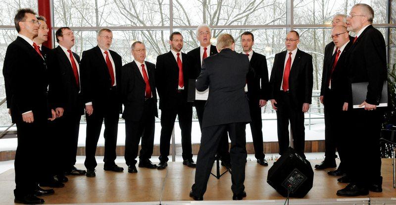 """Der Projektchor singt: """"Frauen sind anders"""""""