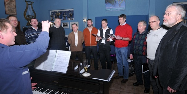 Tolle Erfahrung: Chorprobe mit dem Projektchor - Foto: Peter Mahnke